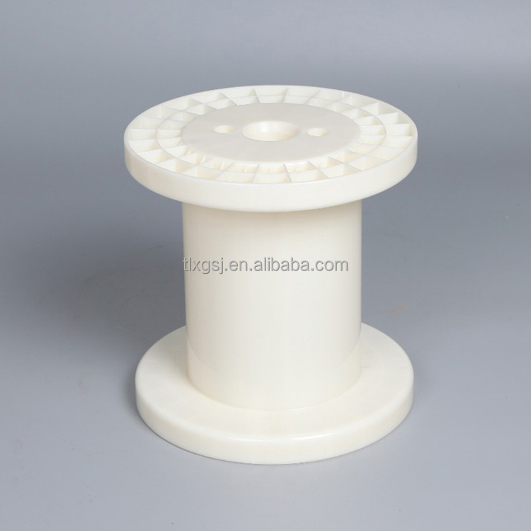DIN200 empty abs plastic spools for enameled round copper wire