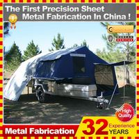 2014 hot sell camper trailer off road pouring sealant,china manufacturer with oem service