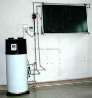 Air Water Heat Pump Water Heater 60 celsius degree thermodynamic solar water heater