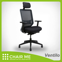 Furniture taiwan! Executive chair with seat slide and headrest office chair