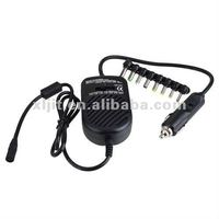 12v DC 80W Universal Laptop Car Charger