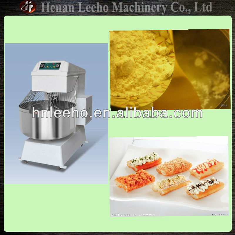 commercial heavy duty spiral kitchen mixer dough kneading equipment