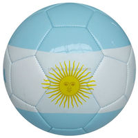 New classical pu hand sewn match soccer ball/football