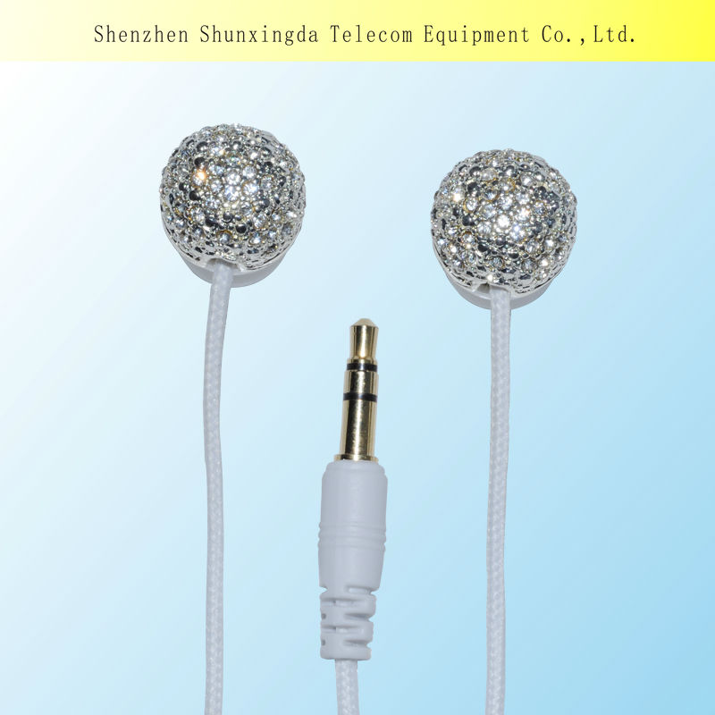 2014 SXD 3.5mm Connectors and MP3/MP4/Mobile phone Tablet PC PSP Portable media player Use Earphones china wholesale