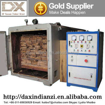 (GZ-3.0-12.0III-DX) High capacity Coconut Palm Vacuum Wood Dryer