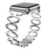 New Design For Apple Watch Stainless Steel Band,For Apple Watch Strap Metal,For iWatch Apple 42mm 38mm