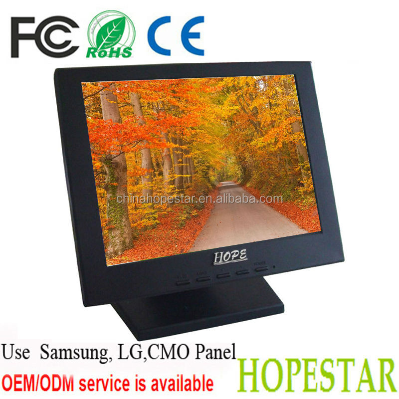 "10"" HD usb touch screen monitor / 10.4 inch usb touchscreen monitor"