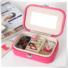 High quality Felt Fabric jewelry case