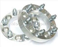 Aluminum 7075T6 Wheel spacers for Nissan Urvan PCD6X139.7 CB100