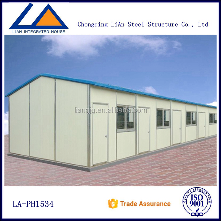 Modern Light Steel Frame Prefab Container Houses
