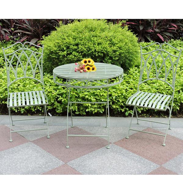 Ornate Mosaic Kd Table Wrought Iron Leisure Ways Patio