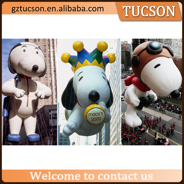 parade balloons inflatable helium balloon inflatable dog inflatable snoopy