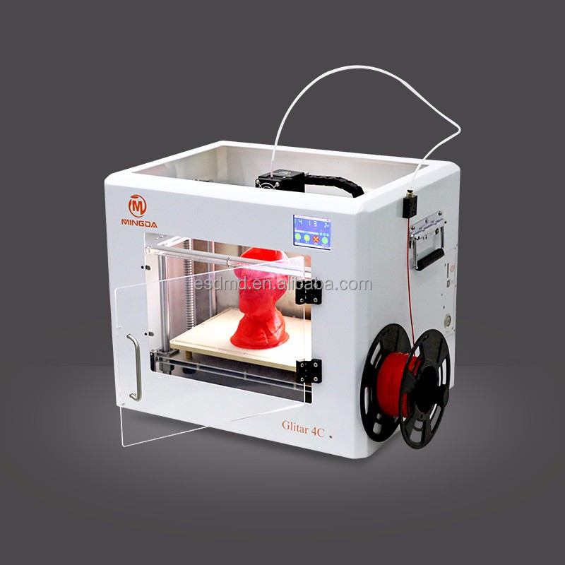 2016 newest popular 3d printer , mini up 3d printer with low price in China factory