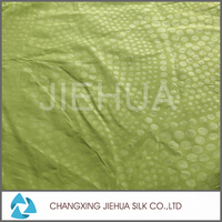 Polyester embossed velvet upholstery satin fabric for making bed sheets