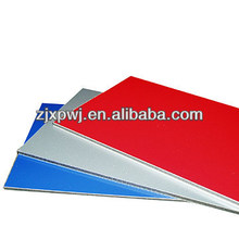 PVDF Coated Wall Cladding Facade ACP Aluminium Composite Panel