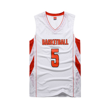 New Style Philippine Basketball Jersey Manufacturer