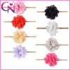 Solid Color Chiffion Flower Headband for Infant HD-1607155-6