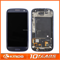 Full front housing lcd screen for samsung galaxy s3 i9300