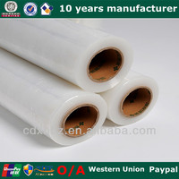 100% New Material LLDPE Jumbo Roll Stretch Film