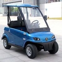 EEC approved Low Speed Household Electric Cars (DG-LSV2)