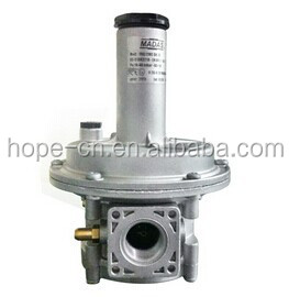 0.5 bar DN25 Aluminum gas regulator