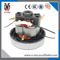 Design various series motor powerful fan parts ac electric motor