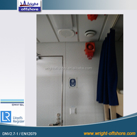 New movable Offshore Accommodation/ Living/ Sanitary Container DNV2.7-1/En12079, DNV-GL,LR, CSC