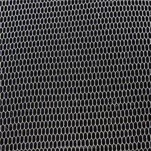 polyester dry fit and illusion mesh lining fabric for decoration