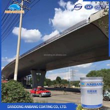 AB341 salt water resistance waterproof anti corrosion fast drying polyurethane coating