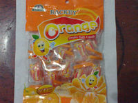 RACKEY ORANGE Fruiti Soft Candy