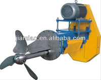 ZJB Model Paper Pulp Chest Mixing Agitator /sider entry agitator mixer /tank mixer