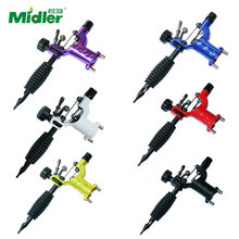 Midler Senior Eyebrow Embroidery Tattoo Machine Permanent Makeup Kit Rotary Tattoo Machine