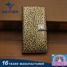 Protective mobile phone case Detachable Wallet Folio Leather Stand Card Slots Case Cover for iphone samsung ,etc