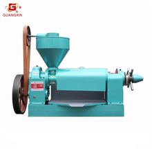 sunflower, peanut, soybean, sesame, palm kernel, copra and castor seeds oil press machine