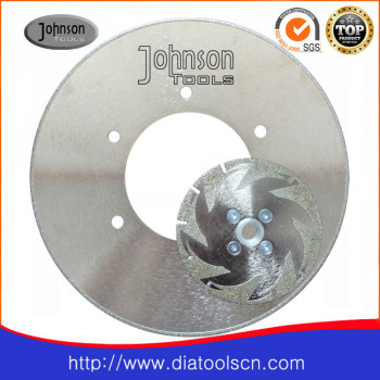 Marble cutting blade: electroplated cutting blade: stone saw blade