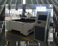 steel scrap cutting fiber laser cutting low price machine