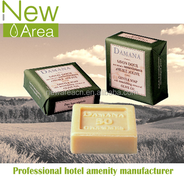 custom small label hotel soap manufacture/disposable hotel 15g soap/Customize hotel amenities set hotel soap
