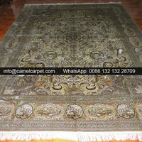 silk fine persian large size rug gallery