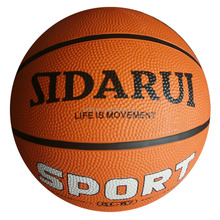 Top Selling Cheap High Quality Rubber Basketball
