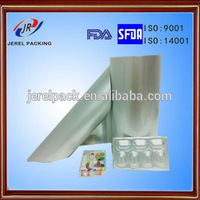 Cold Forming Compound Aluminum Half Hard Alu Alu Foil