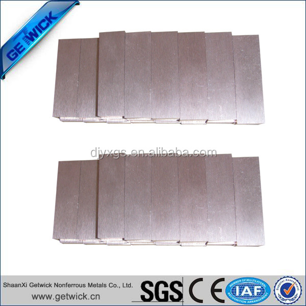 pure tungsten copper alloy for sale