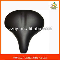 bicycle seat,black saddle with high quality used for electirc bicycle