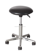 Stainless steel lab adjustable stool,lab stool chair,lab stool