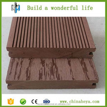 Factory price Recycled Plastic Landscape Timbers outdoor patio decking from china