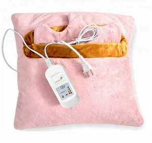 super soft fleece hand&foot warmer electric heating pad