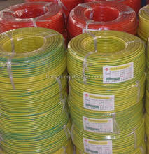 Flexible Copper Conductor Single-core PVC Insulation non-sheathed Wire Cables