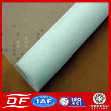 White fiberglass window screen