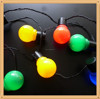 outdoor wedding decorative party lights led string battery operate