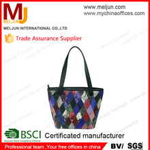 Fashion China Suppliers Laminated Non Woven Polypropylene Shopping Tote Bag