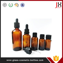 Beautiful hot sale small glass vials with lids
